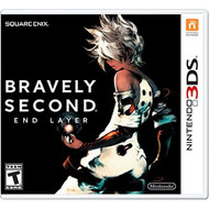 Bravely Second: End Layer Nintendo For 3DS RPG - EE678097
