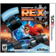 Generator Rex Nintendo For 3DS With Manual And Case - EE678106