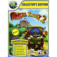 Royal Envoy 2 With Bonus Game: My Tribe Collectors Edition PC Software - EE677825