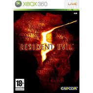 Resident Evil 5 For Xbox 360 With Manual and Case - EE678203