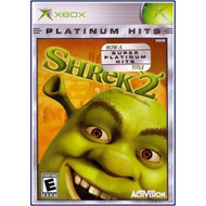 Shrek 2 Xbox For Xbox Original With Manual and Case - EE678233