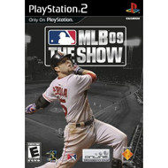 MLB 09 The Show For PlayStation 2 PS2 Baseball With Manual and Case - EE678321