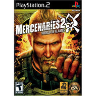Mercenaries 2: World In Flames For PlayStation 2 PS2 Shooter With - EE678326