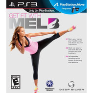 Get Fit With Mel B For PlayStation 3 PS3 - EE678419