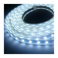 Ledwholesalers LED Flexible Light Strip Cool White 150X 5050 Tri Chip - EE678476