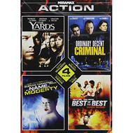 4-FILM Miramax Action Collection On DVD - EE678490