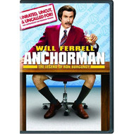 Anchorman: The Legend Of Ron Burgundy Unrated Widescreen Edition On - EE678545