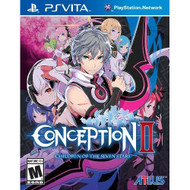 Conception II: Children Of The Seven Stars PlayStation Vita For Ps - EE678583