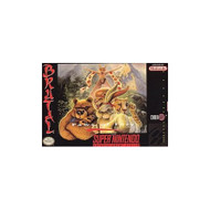 Brutal: Paws Of Fury SNES Super Nintendo For Super Nintendo SNES - EE678740