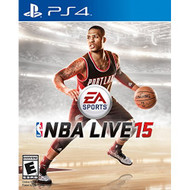 NBA Live 15 For PlayStation 4 PS4 Basketball - EE678806