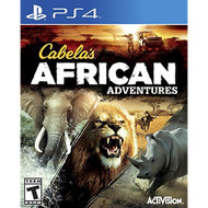 Cabela's African Adventure For PlayStation 4 PS4 Shooter - EE678816