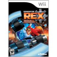 Generator Rex Agent Of Providence For Wii - EE678844