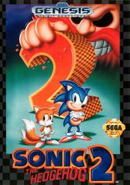 Sonic The Hedgehog 2 For Sega Genesis - ZZ678866