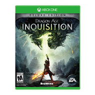 Dragon Age Inquisition Deluxe Edition For Xbox One RPG With Manual and - EE678924