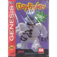 Clay Fighter For Sega Genesis Vintage Fighting - EE678956