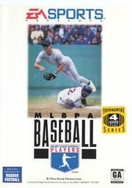 Mlbpa Baseball For Sega Genesis Vintage - EE678966