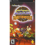 Neopets Petpet Adventures: The Wand Of Wishing For PSP UMD RPG - EE679090