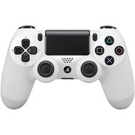 Dualshock 4 Wireless Controller For PlayStation 4 Glacier White - ZZ679192