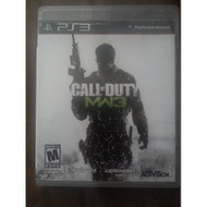 PS3 Call Of Duty MW3 With Manual And Case - ZZ679203