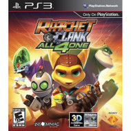 Sony PlayStation Ratchet And Clank: All 4 One PS3 With Case - ZZ679205