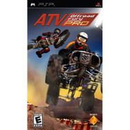 ATV Offroad Fury Pro Sony For PSP UMD Racing With Manual and Case - EE679213
