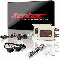 Xentec 9006 6000K 35W Slim Alloy Ballast Hid Xenon Kit HB4 Ultrawhite - EE679302