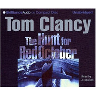 The Hunt For Red October By Clancy Tom Charles J Reader On Audiobook - EE679536