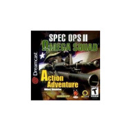 Spec Ops II Omega Squad For Sega Dreamcast With Manual and Case - EE679549