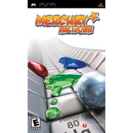 Mercury Meltdown Sony For PSP UMD Puzzle With Manual and Case - EE679574