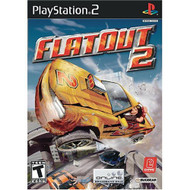 Flatout 2 For PlayStation 2 PS2 Racing With Manual and Case - EE679588
