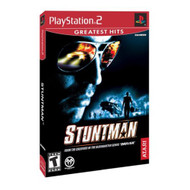 Stuntman For PlayStation 2 PS2 With Manual And Case - EE679587