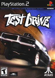 Test Drive For PlayStation 2 PS2 With Manual and Case - EE679595