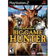 Cabela's Big Game Hunter For PlayStation 2 PS2 Shooter - EE679596