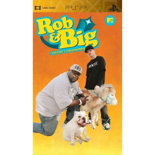 Rob And Big Vol 2 UMD For PSP