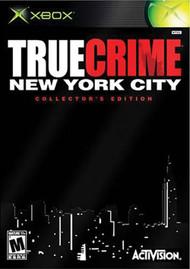 True Crime New York City Collectors Edition Xbox For Xbox Original - EE679907