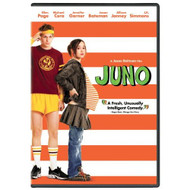 Juno Single-Disc Edition On DVD With Ellen Page Comedy - EE679947