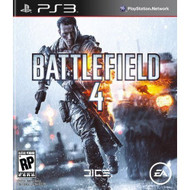 Battlefield 4 For PlayStation 3 PS3 Shooter - EE680006