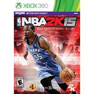 NBA 2K15 For Xbox 360 Basketball - EE680112