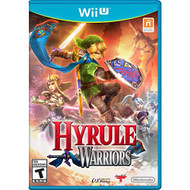 Hyrule Warriors For Wii U With Manual and Case - EE680170