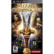 Puzzle Chronicles Sony For PSP UMD Strategy With Manual and Case - EE680210