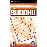 Go! Sudoku Sony For PSP UMD With Manual and Case - EE680206
