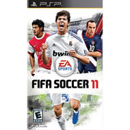 FIFA Soccer 11 Sony For PSP UMD With Manual and Case - EE680220