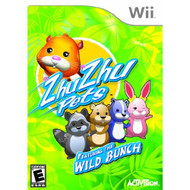 Zhu Zhu Pets Wild Bunch For Wii - EE680300