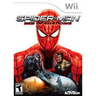 Spider-Man: Web Of Shadows For Wii With Manual and Case - EE680310
