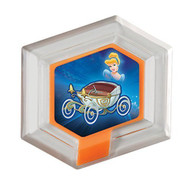 Disney Infinity Power Disc Cinderella's Coach 6 Of 20 - EE680427