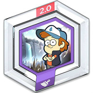 Disney Infinity 2.0 Disney Originals Power Disc Gravity Falls Sky - EE680433