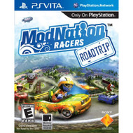 Modnation Racers: Road Trip For Ps Vita Racing - EE680461
