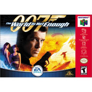 007 The World Is Not Enough For N64 Nintendo - EE680529