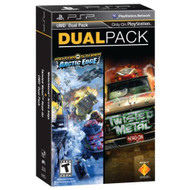 Dual Pack Motorstorm: Arctic Edge And Twisted Metal: Head On For PSP - EE680558