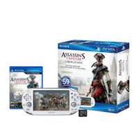 Assassin's Creed III Liberation PlayStation Vita Wi-Fi Bundle Ps Ps - EE680579
